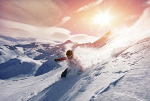Ski exercises for seniors
